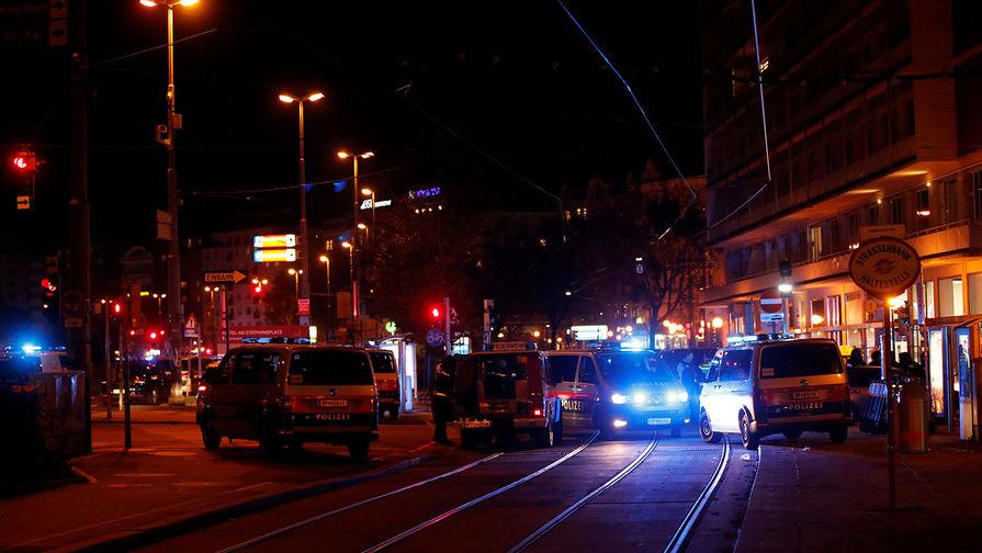 Жертвами атаки в Вене стали два человека