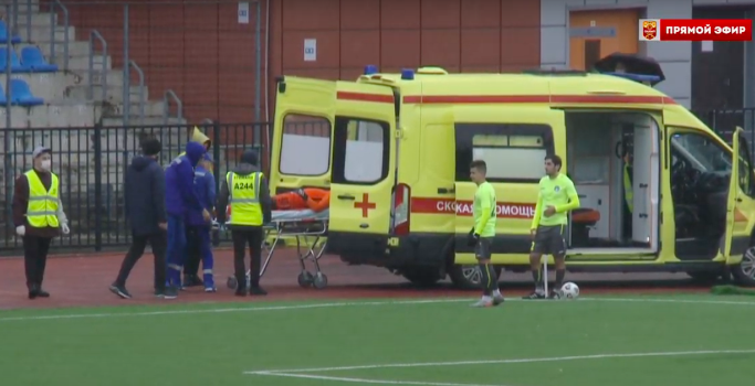Сын Черчесова пришел в себя после потери сознания в матче ПФЛ