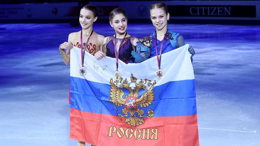 Тренер по фигурному катанию рассказал о 'любви' к русским