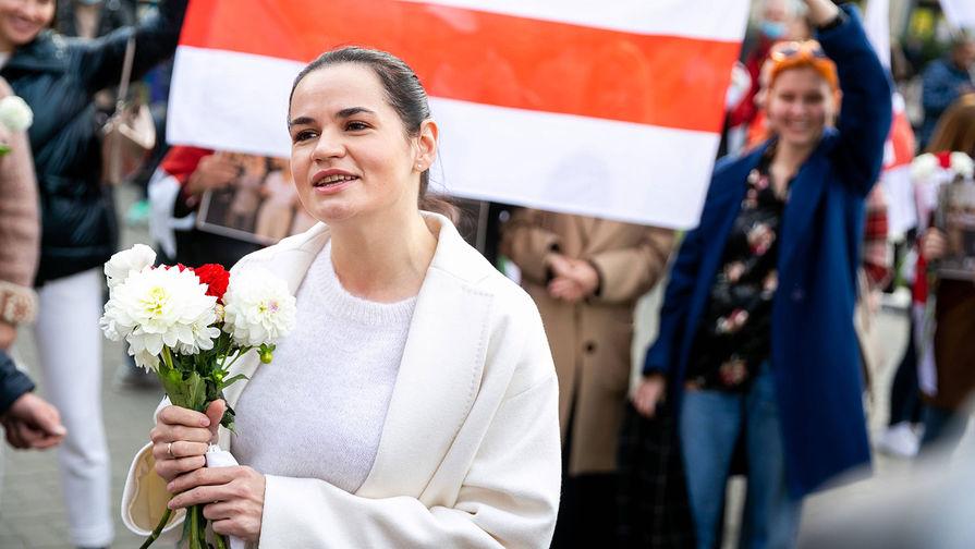Тихановскую выдвинули на Нобелевскую премию мира в 2021 году