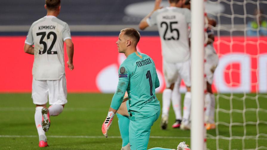 Только три игрока 'Барселоны' согласились на понижение зарплаты