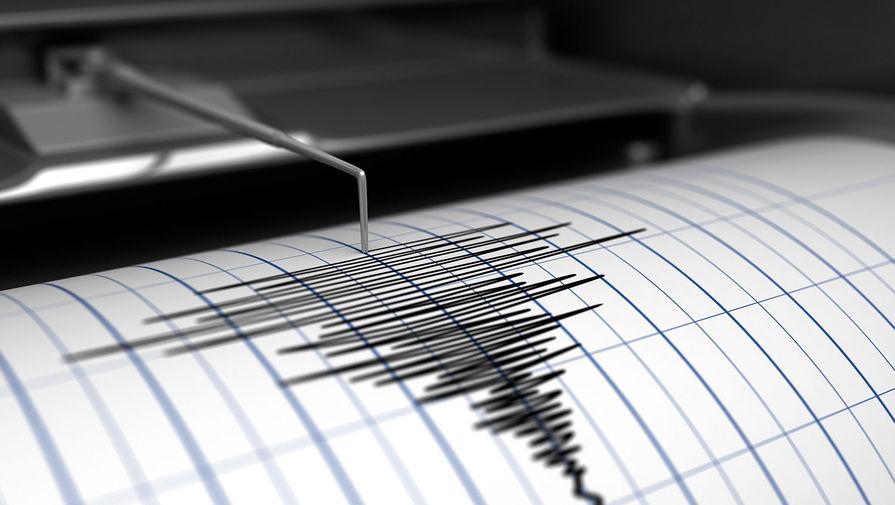 В Кузбассе произошло землетрясение магнитудой 4,8