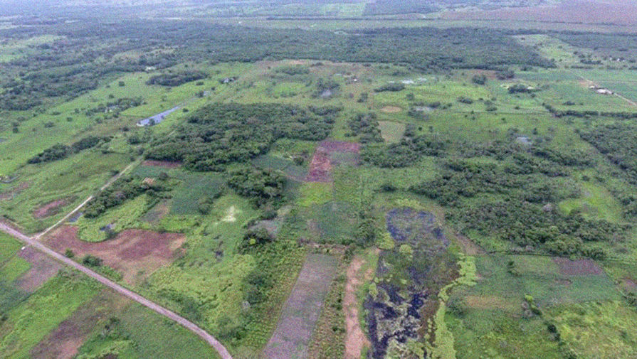 Резервуары с водой древних майя могли содержать ртуть