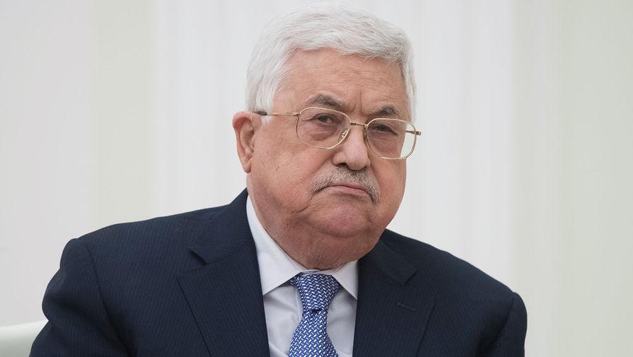 Палестина выходит из всех соглашений с Израилем и США