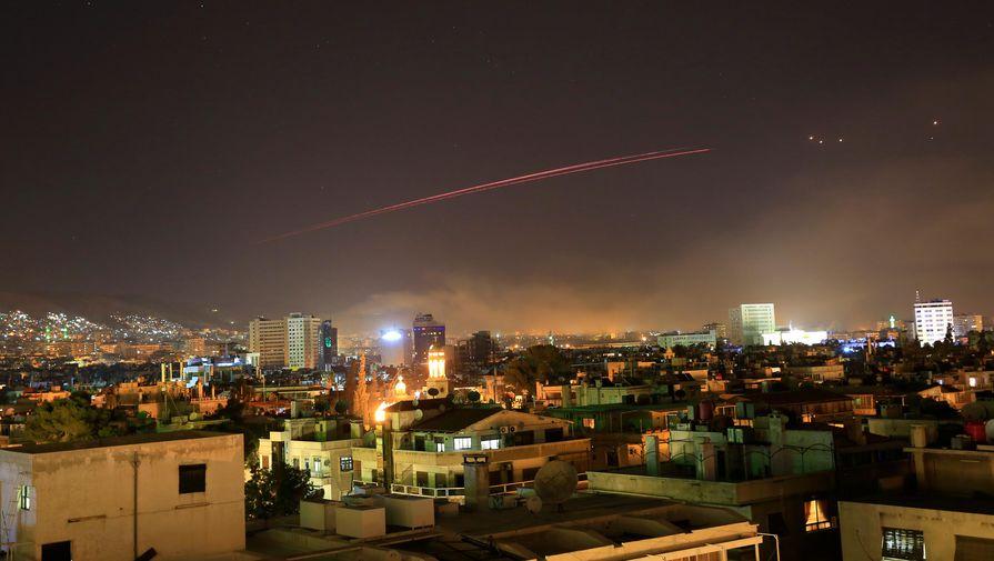 WSJ узнала о визите американского чиновника в Дамаск
