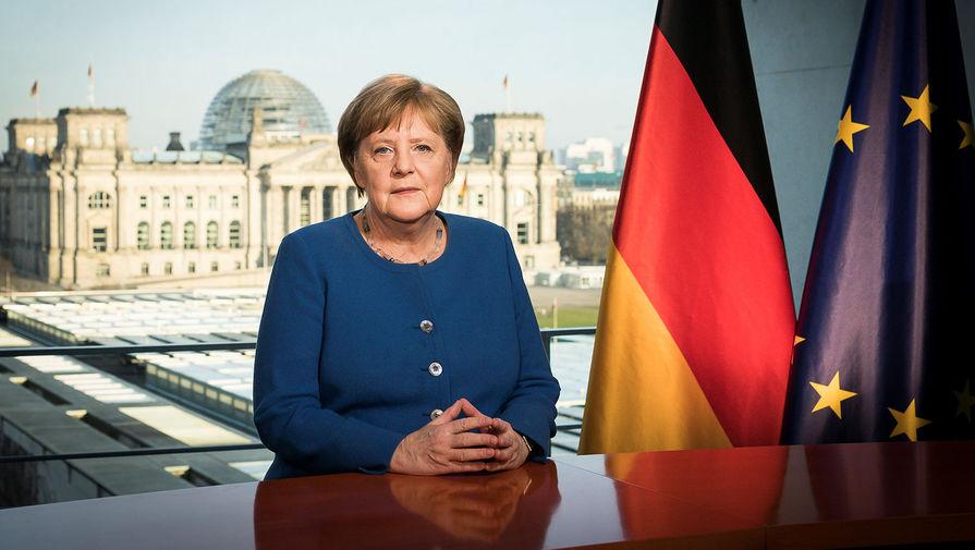 Меркель оценила возможные новые санкции США против 'Северного потока — 2'