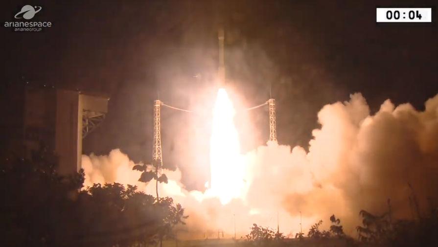 Миссия ракеты-носителя Vega провалилась