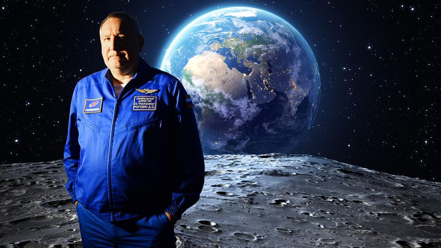 В Роскосмосе рассказали, когда Россия запустит космический аппарат 'Луна-25'