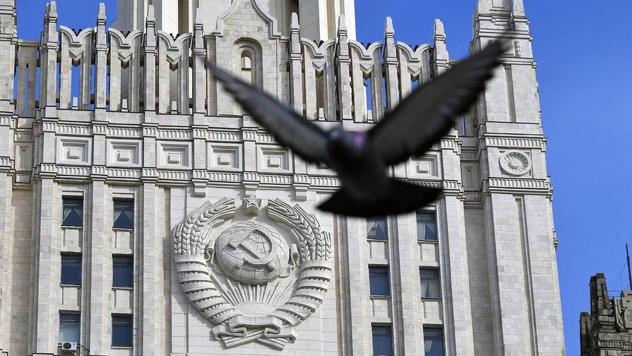 В МИД России отреагировали на итоги выборов президента Молдавии