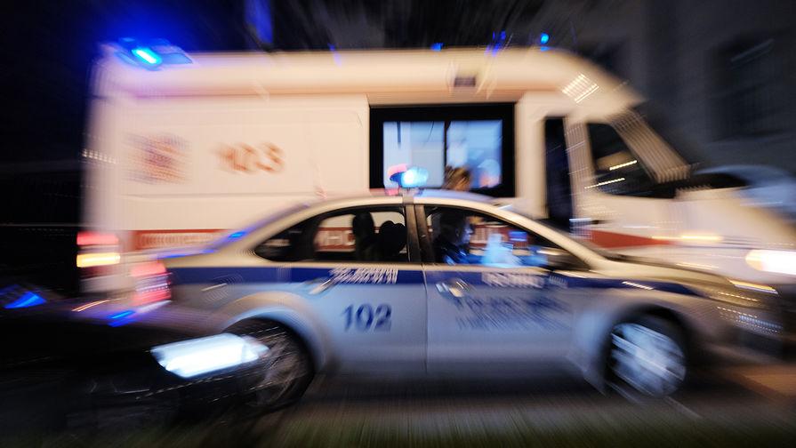 Четыре человека погибли в аварии с грузовиком под Курском