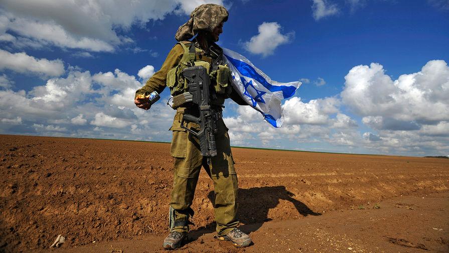 Армия Израиля нанесла удар по сирийским военным