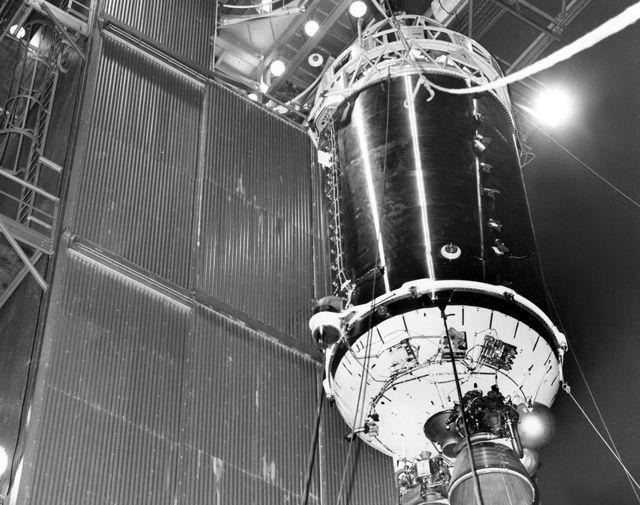 В NASA подтвердили, что к Земле вернулась старая лунная ракета США