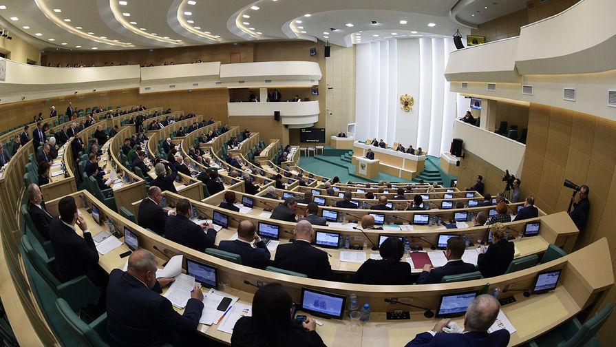Госдума поддержала право экс-президента РФ пожизненно быть сенаторами