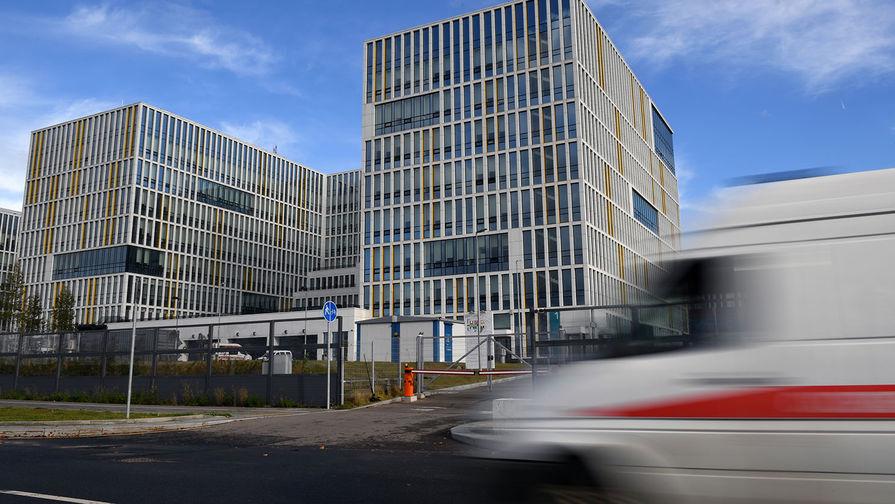 Разрыв трубы с кислородом не помешал работе больницы в Коммунарке