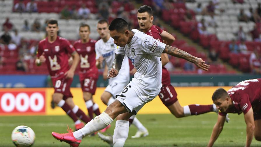 Гендиректор 'Рубина' высказался о переигровке матча с 'Краснодаром'