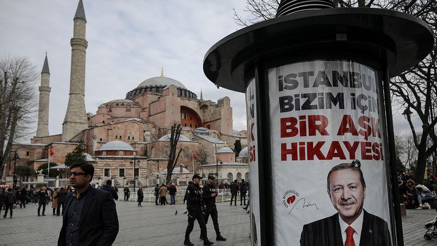 Первый самолет из Москвы приземлился в Стамбуле