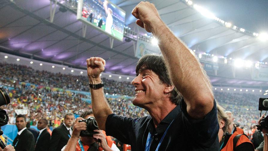 Менеджер сборной Германии рассказал о возможной отставке главного тренера