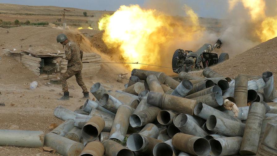Потери армии Карабаха достигли 673 человек