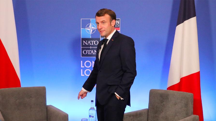 Макрон пообещал, что исламисты во Франции не будут спать спокойно