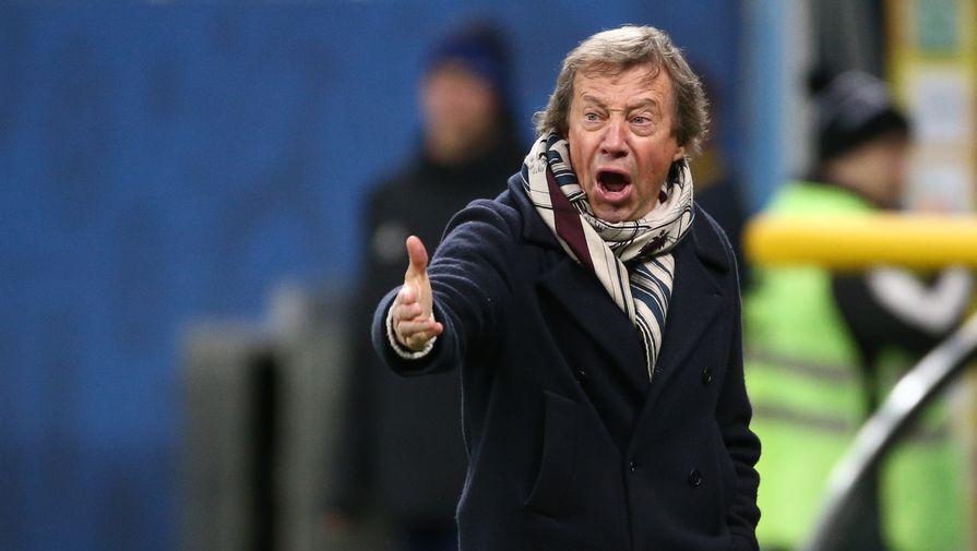Семин может прийти в 'Балтику' на должность тренера-консультанта