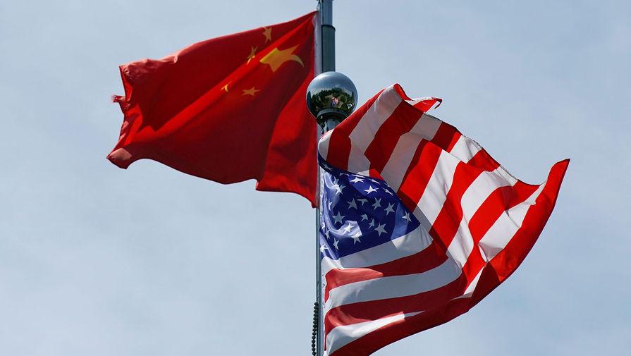 США внесли в черный список более 30 юрлиц из Китая