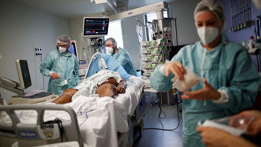 В Москве скончались свыше 8 тыс. пациентов с COVID-19 за время пандемии