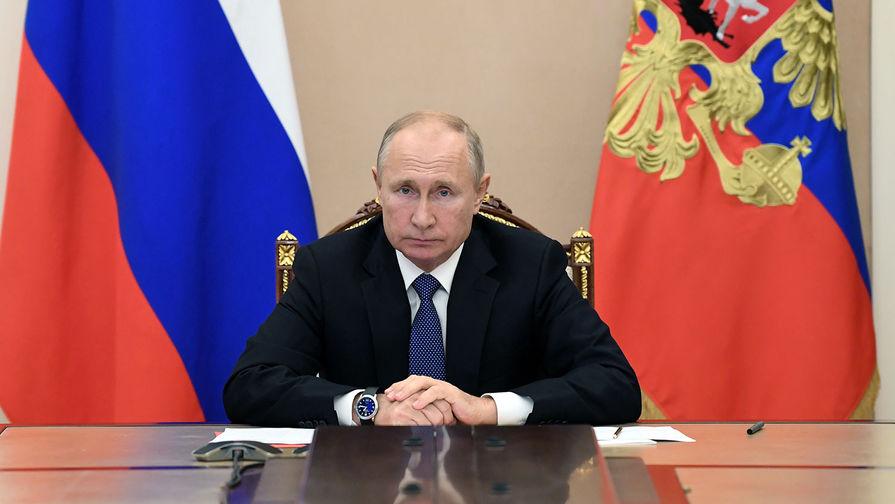 Путин заявил, что 19-20 октября почти удалось договориться о прекращении боев в НКР