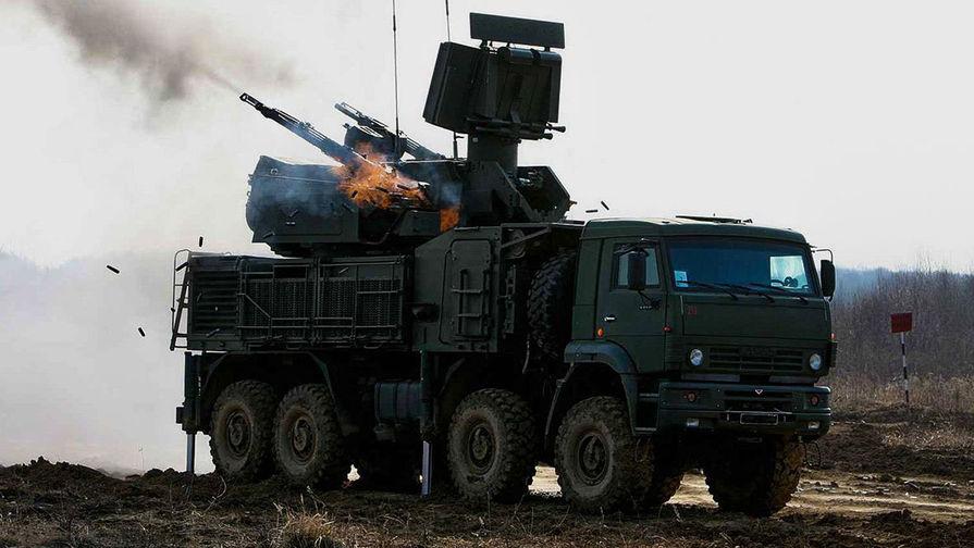 Российский 'Панцирь-С1' сбил турецкий беспилотник в Ливии