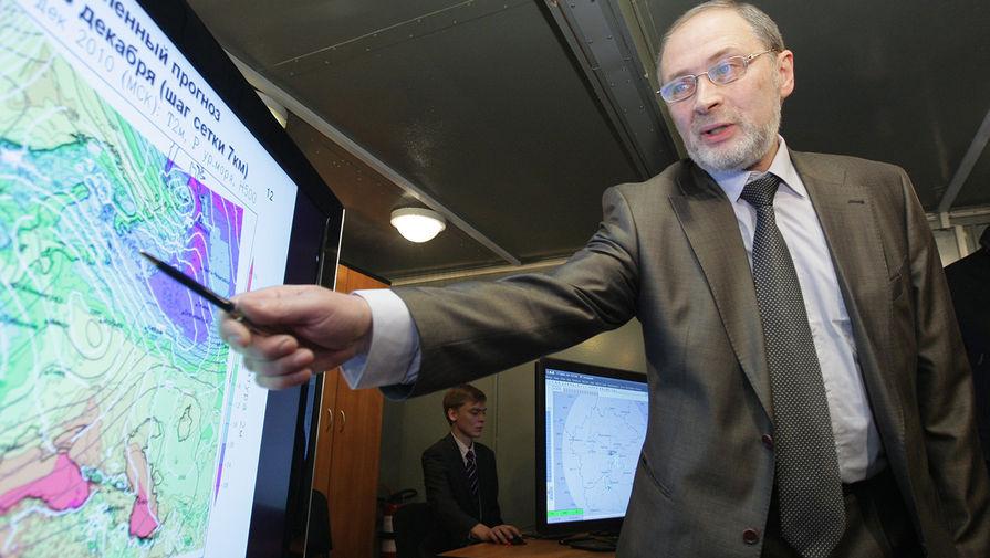 Синоптик рассказал о 'необычной' погоде в пятницу в европейской части РФ