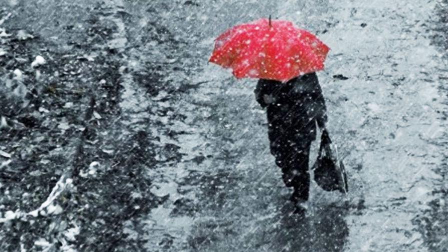 В ночь на четверг на Москву обрушится ледяной дождь