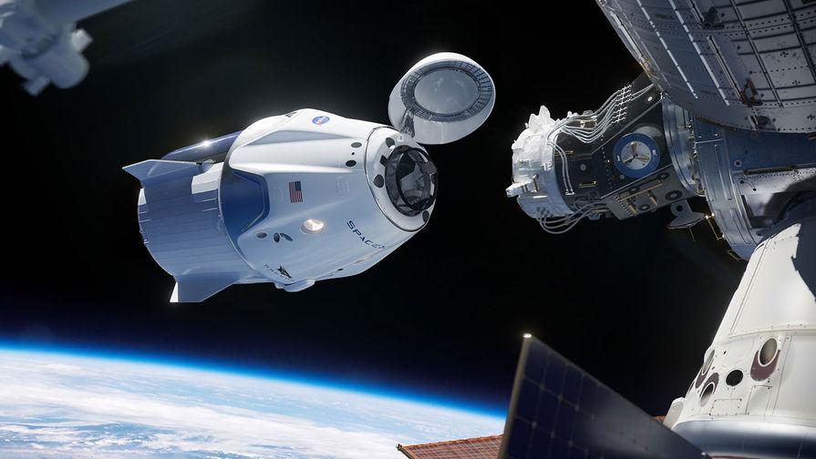 Корабль Crew Dragon Маска отстыковался от МКС для возвращения на Землю