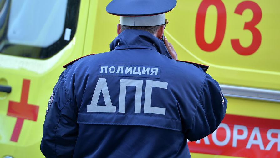 Уголовное дело возбудили против въехавшего в толпу под Калининградом водителя