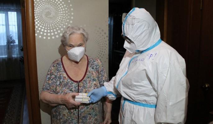 В Хабаровском крае больным COVID-19 бесплатно выдадут лекарства