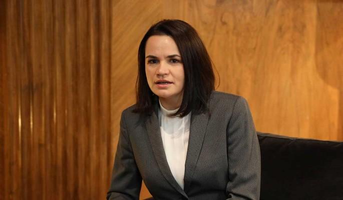 СМИ: Тихановская едет в Швецию обсуждать расширение санкций против Лукашенко