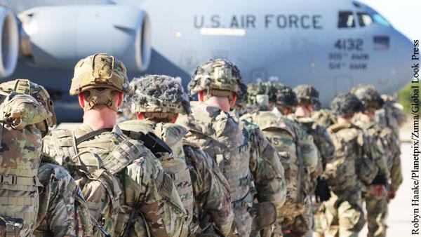 Трамп выразил надежду на возвращение всех военных США из Ирака и Афганистана