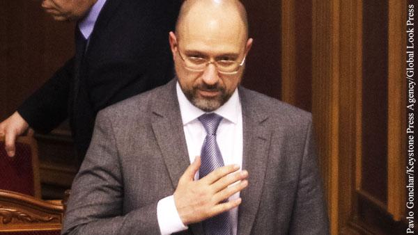 Карантин на Украине привел к угрозе увольнения премьера