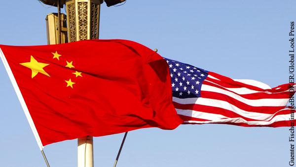 Политику США против Китая вдохновила доктрина сдерживания СССР