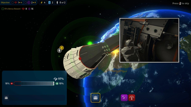 Игра Mars Horizon поступила в продажу