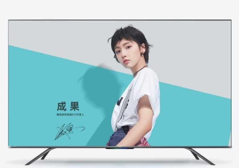 Выпущен первый игровой телевизор Hisense E75 с 55-дюймовым экраном