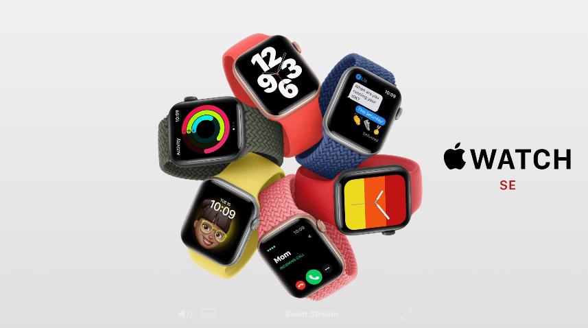 Apple выпустила бюджетный вариант Apple Watch SE
