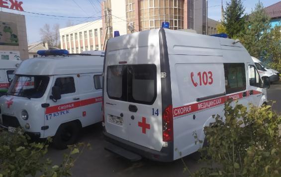 Коронавирус в Курской области: данные на 15 ноября