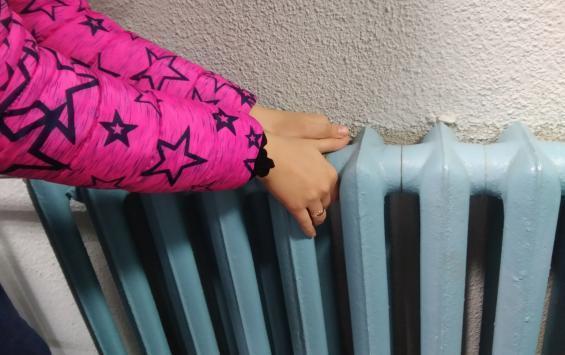 Авария в котельной оставила без тепла целый район Курска