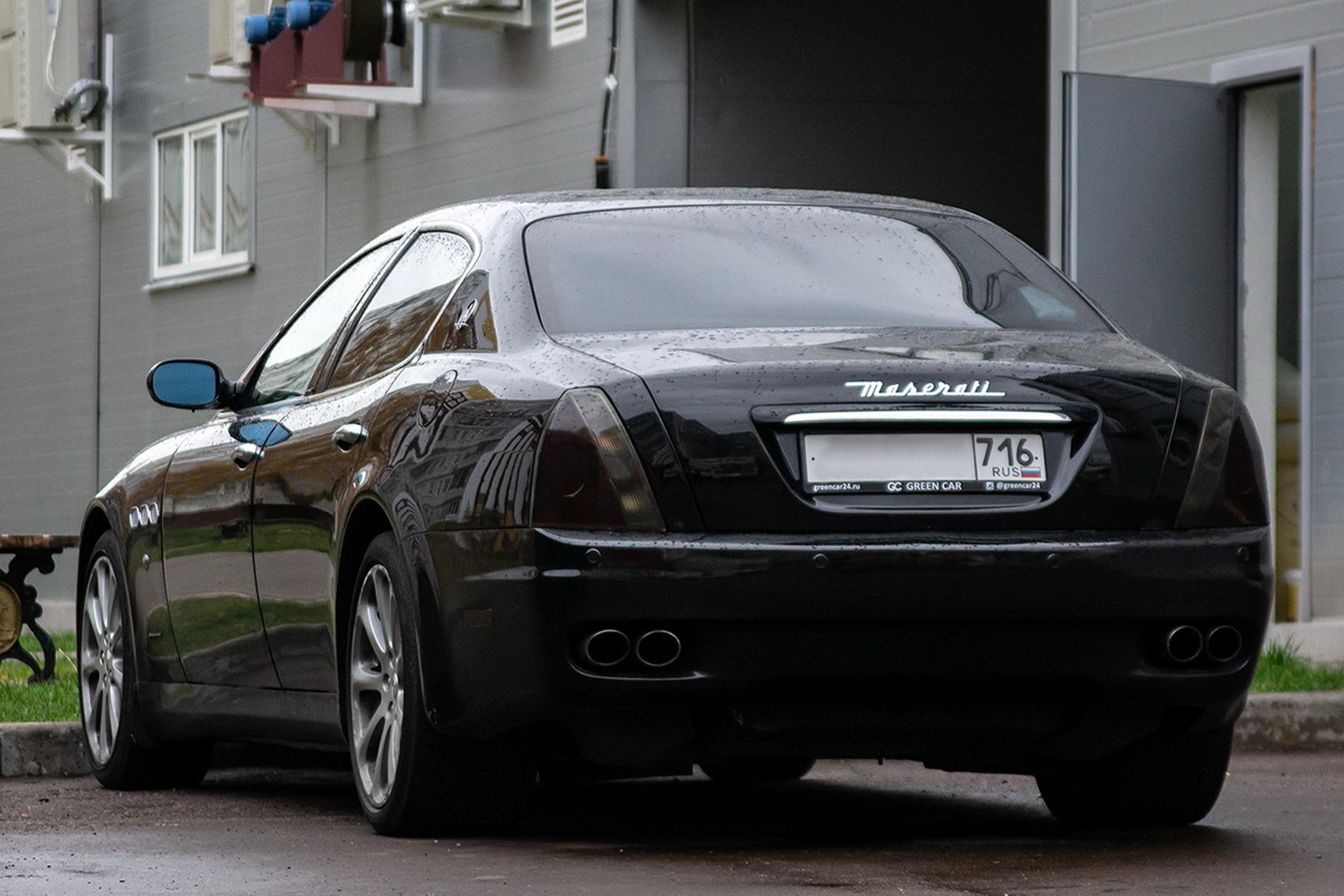 Владелец Maserati отсудил у российских властей 527 тысяч рублей из-за ямы на дороге