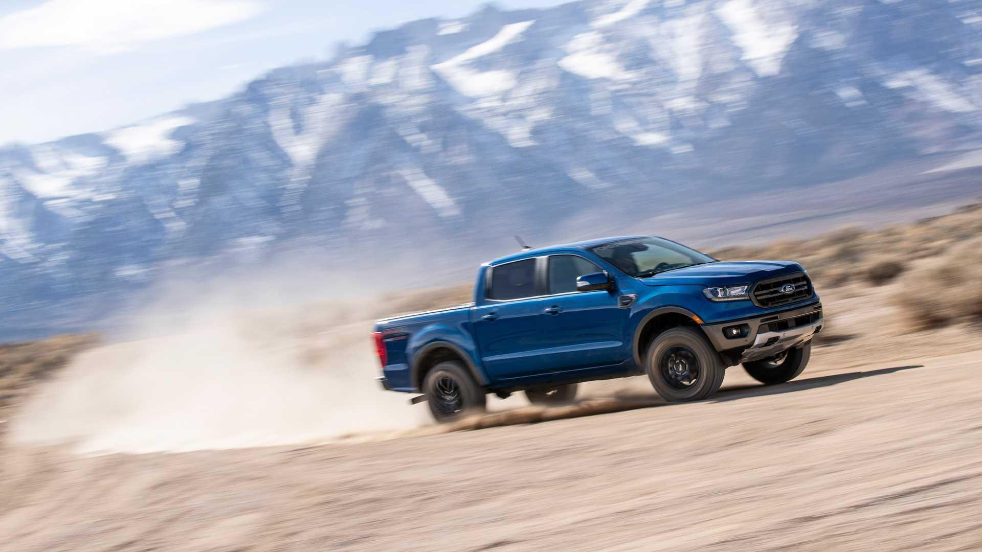 Пикап Ford Maverick дебютирует в следующем году