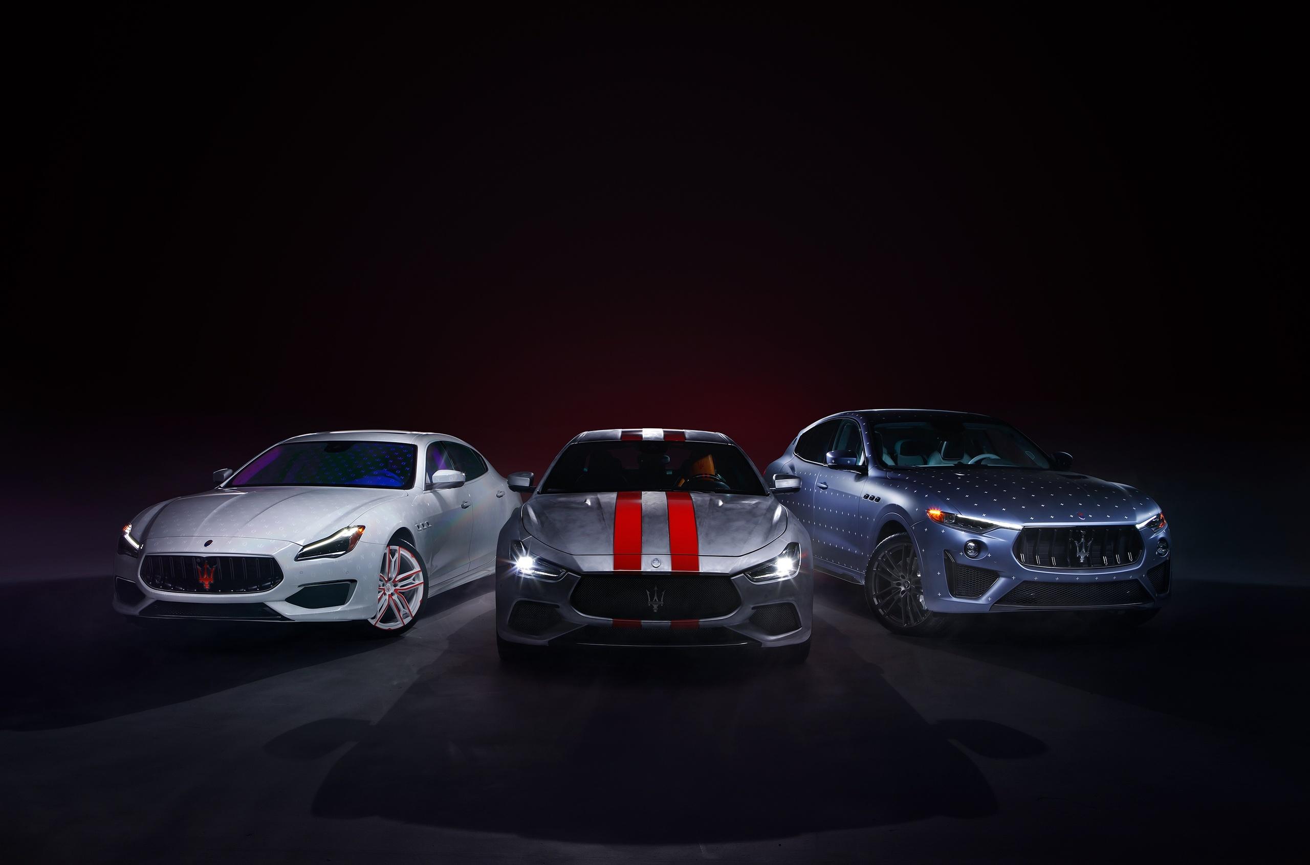 Maserati запустит программу персонализации