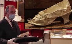 34-й размер, каблук 5 см: как выглядит туфелька Марии-Антуанетты