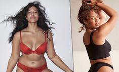Добавить веса: главными звездами рождественской кампании Victoria's Secret стали модели плюс-сайз