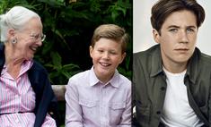 Первый парень: принц датский Кристиан празднует 15-летие