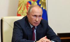 «Не нужно делать вид, что все нормально»: Путин оценил «тревожную» ситуацию с коронавирусом в стране