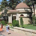 Воссозданную часовню начала 19 века освятили в Кисловодске